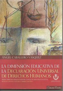 Libro La Dimensión Educativa