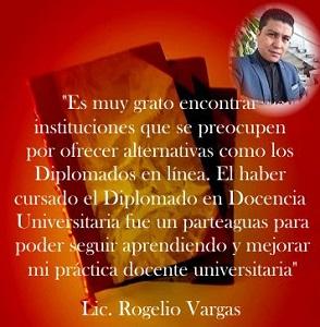 Imagen Opinión Alumnos Rogelio Vargas